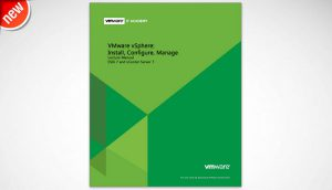 VMware vSphere Install Configure Manage Lecture Manual ESXi 7 and vCenter Server 7