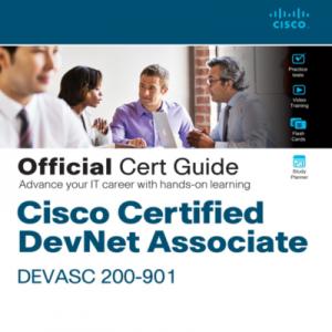 devnet associate devasc 200 901 official cert guide