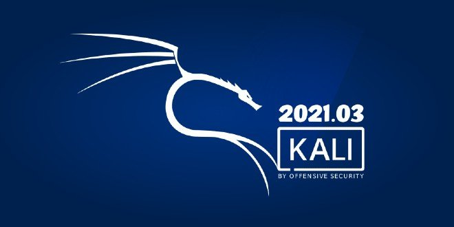 Kali Linux 2021.3